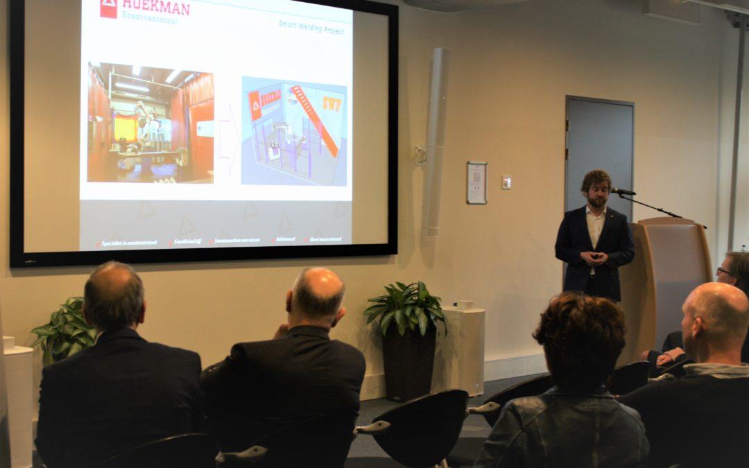 LAC Relatiedag en opening Smart Welding Factory